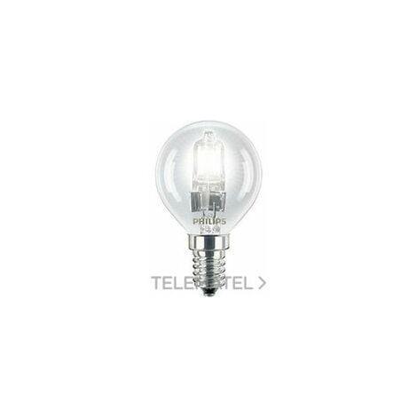 LAMPARA ECOCLASSIC30 ESFERICA 28W E14 230V P45