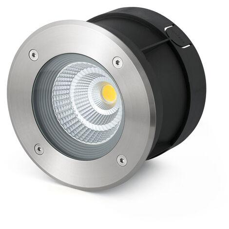 Lámpara empotrable SURIA-12 - Níquel mate