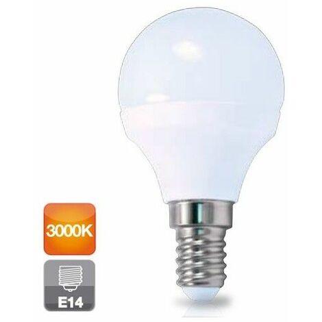 Lampara esferica 6W E14 2700K