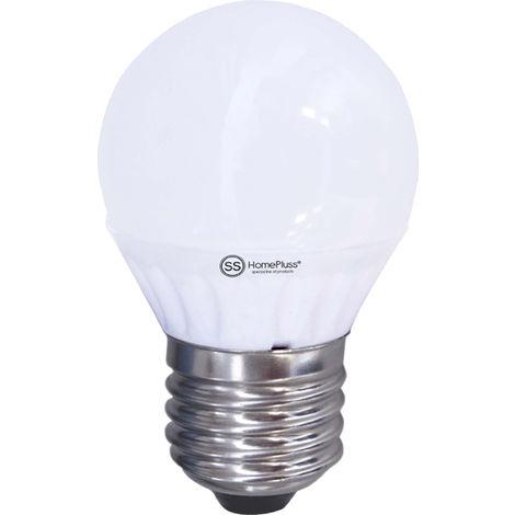 LAMPARA ESFERICA LED 7,5W E27 HOMEPLUSS