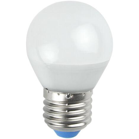 Lámpara esférica Led mini 7W E27 4000K (Electro DH 81.149/7/BLANCA)