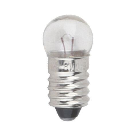 Lámpara esférica para linterna 3,5V (DH 12.352/3.5/0.2)