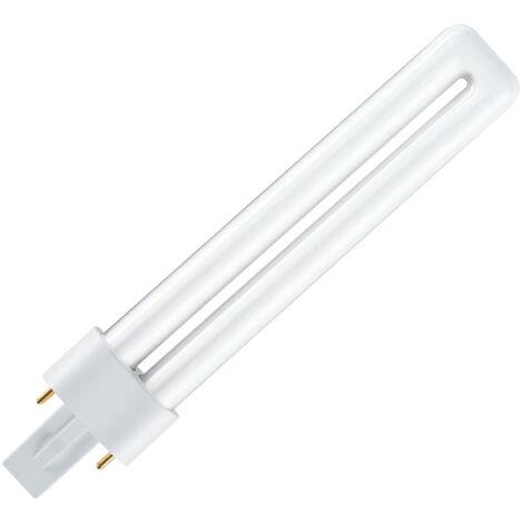 Lámpara FD Dulux S G23 11W 3000°K 900Lm 237mm. Osram (025759)