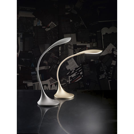 Lámpara Flex LED en color plástico Oro cm 0 PERENZ 6034 OR
