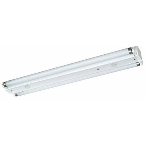 Lámpara fluorescente industrial 1 x 36W