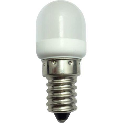 Lampara frigorifico led e14 1w 80lm 23x55mm 3000k clar 50289