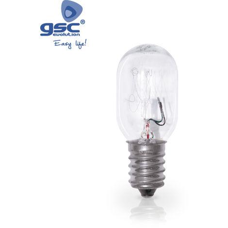 Lámpara frigoríficos - Tipo Tubular 10W E14 240V