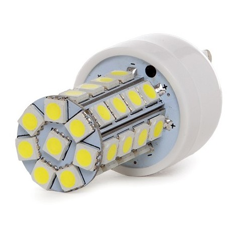 Bombilla de LEDs G9 36 X SMD5050 G9 5W 440Lm 30.000H | Blanco Frío (KD-G9-5050-36-CW)