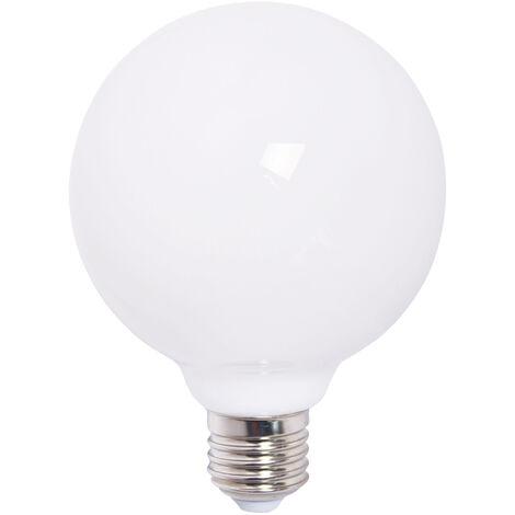 Lámpara globo cristal Led E27 11W 6000°K G95 (GSC 2003578)
