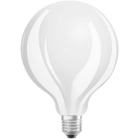 Lámpara globo filamento Led regulable E27 8,5W 2700°K 140x95mm. (Osram 4058075112056)