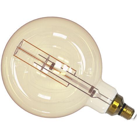 Lámpara globo filamento Led XL regulable 8W 800Lm 1800°K 200x300mm. (GSC 2004855)