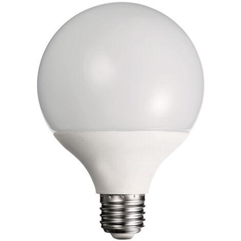 Lámpara globo Led E27 14W 3000°K G95 (Duralamp DG357W)