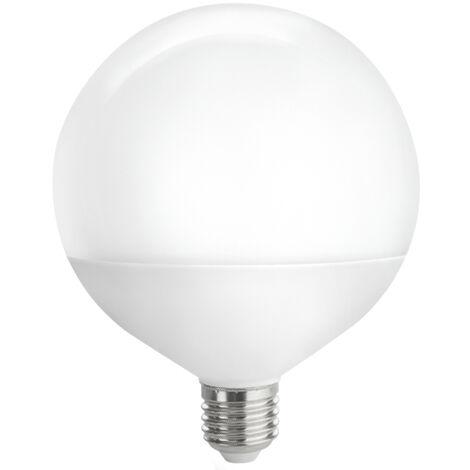 Lámpara globo Led E27 16W 6000°K G125 (Spectrum WOJ14117)