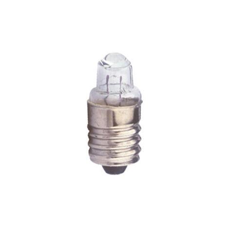 Lámpara gota lente E10 2,2V (DH 12.355/2.2/0.25)