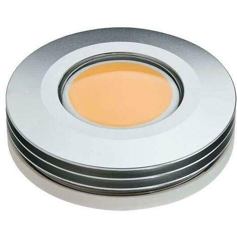 Lámpara GX53, COB, 4W, Blanco cálido 2700K