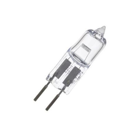 Lámpara halógena bipin G4 20W 12V 380Lm 8x33mm. (Tungsram 93112575)