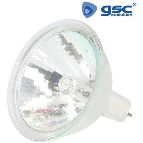 Lámpara halógena dicroica EXN36º 50W MR16 12V