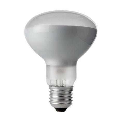 Lámpara halógena reflectora Opal E27 100W 90° ø80mm.. (Spectrum WOJ11742)