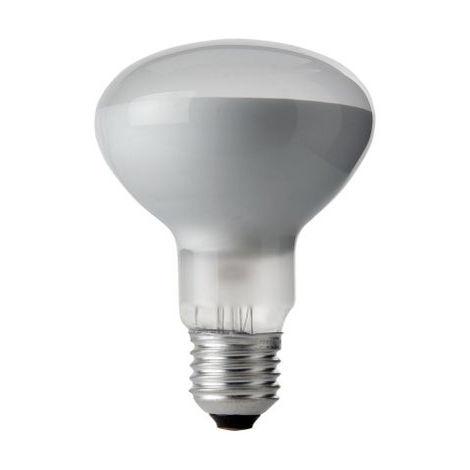 Lámpara halógena reflectora R80 E27 60W