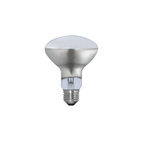 Lámpara halógena reflectora R90 E27 60W