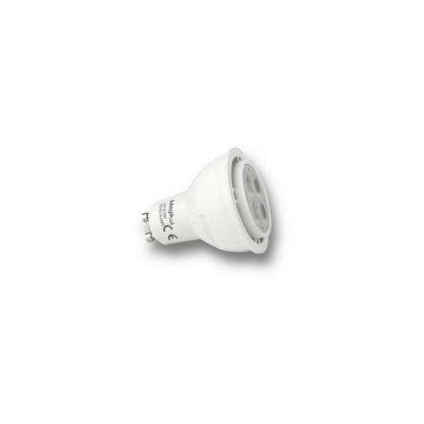 LAMPARA ILUMIN LED DICR GU10 6,5W 500LM 2900K MEGALED