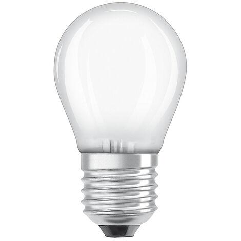 Lampara ilumin led esf. mate e14 3,2w 250lm 2700k osram