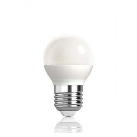 Lampara ilumin led esf. mate e27 4,5w 2700k megaled
