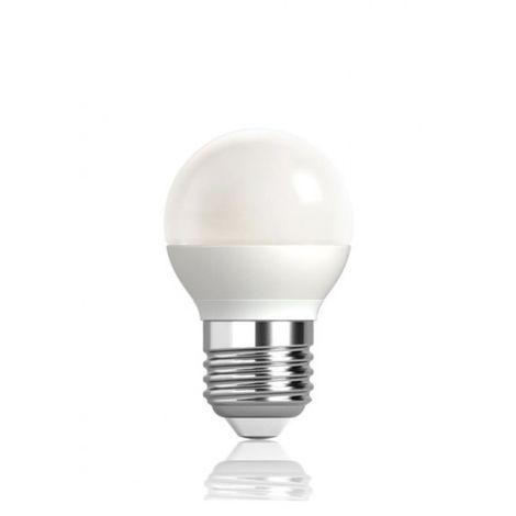 Lampara Ilumin Led Esferica Mate E27 4,5W 2700K