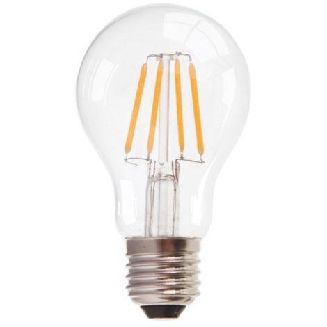 Lampara ilumin led estan filamento e27 7w 850lm 4000k clara