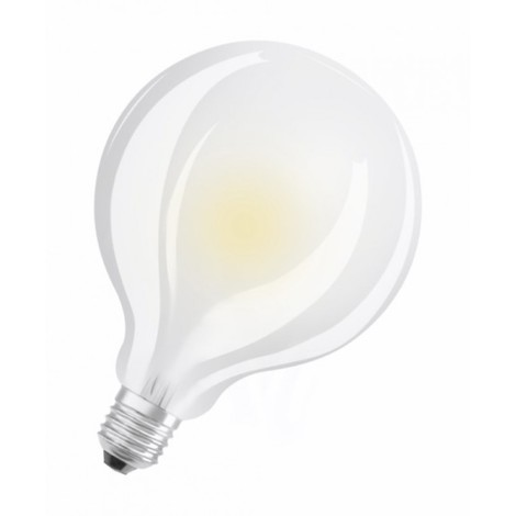 Lampara ilumin led globo filamento e27 4w 380lm g125 4000k vintage