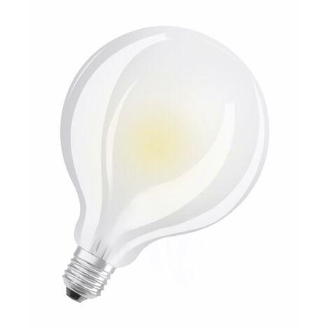 Lampara Iluminacion Led Globo E27 7W 806Lm G95 2700K Termoplastico Osram 715118
