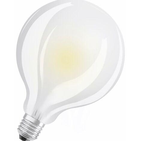 Lampara Iluminacion Led Globo Filamento Vintage E27 6,5W 725Lm G125 2400K Cristal Osram 708997