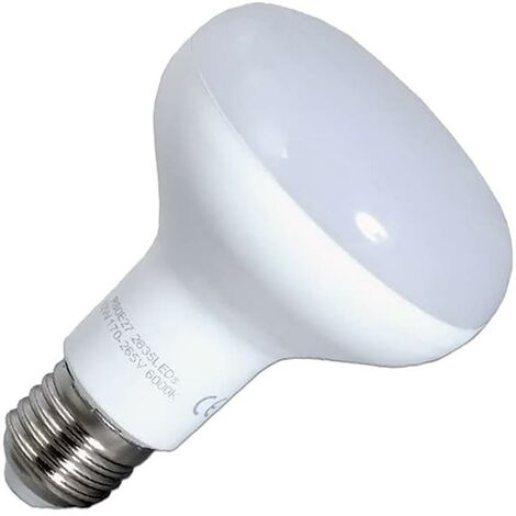 Lampara Iluminacion Led Reflectora E27 12W 1300 3000K R80 Starson 110251