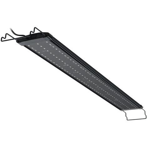 Lámpara impermeable de la lámpara montada regulable de la iluminación del acuario de los 90cm LED