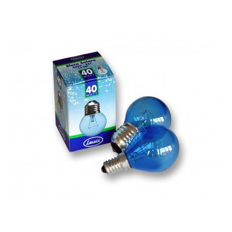 LAMPARA INCANDESC. E14-40W CLAR ESF. SOLAR 11412