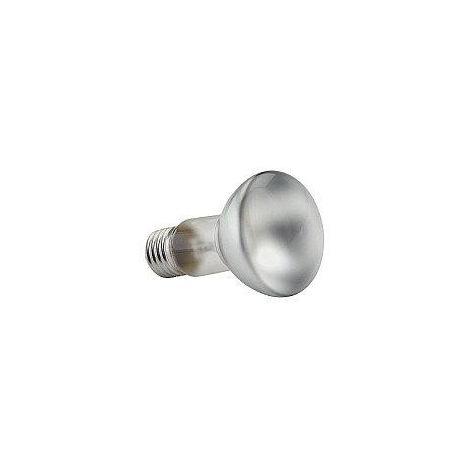 LAMPARA INCANDESC. REFL. R80 E27 40W 3000K CLAR