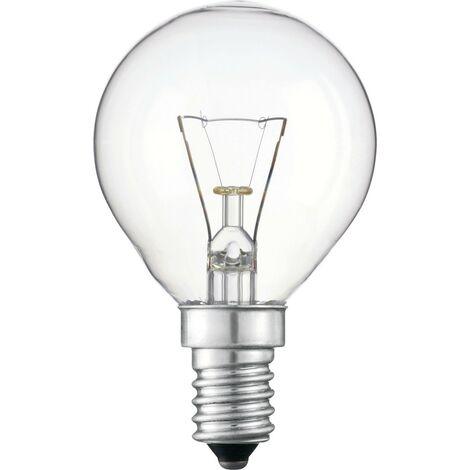 Lámpara incandescente esférica Osram E14 25W 220V