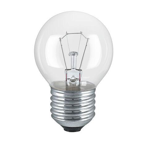 Lámpara incandescente esférica Osram E27 60W 220V