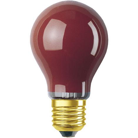 Lámpara incandescente standard colores reforzada 11W amarillo (Osram 4008321480910)