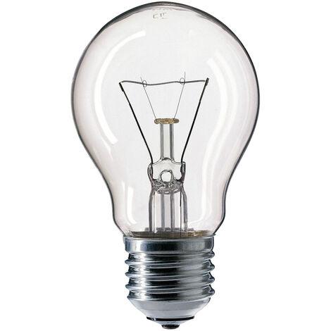 Lámpara incandescente standard E27 25W 220V (CLAR 11022) (Caja)