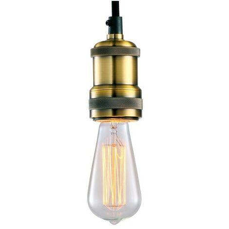 Lámpara Industrial Einstein Copper