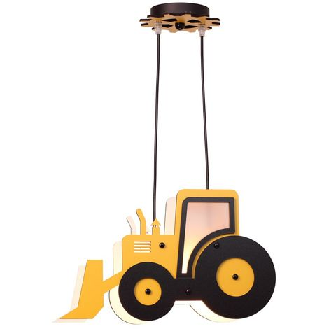 Lámpara infantil de techo Construcción
