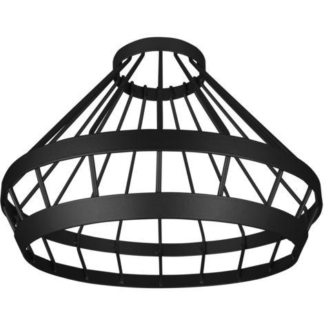 Lámpara jaula Osram Vintage 1906 Cage para pendulum negra (4058075073548 )