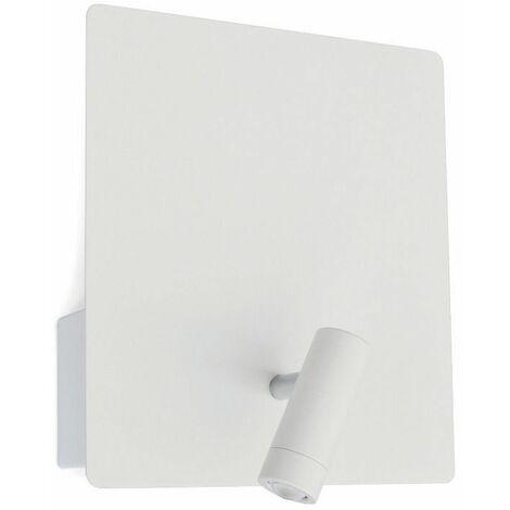 Lampara lector Exo Lighting BALTIC 2 USB 727C-Y05X1B-01 Blanco