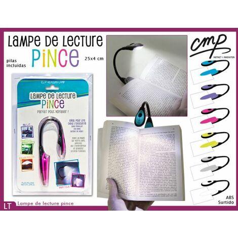 "main image of ""Lampara Lectura C/pinza Surtida"""