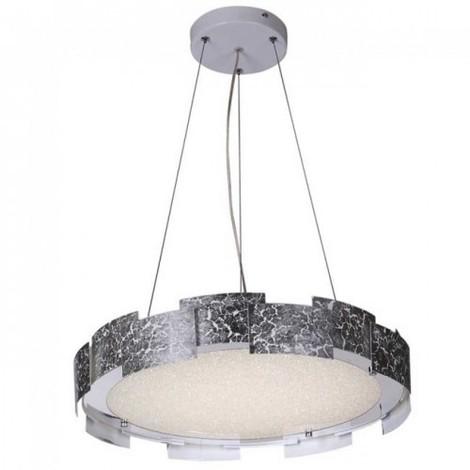 LAMPARA LED 36W JADE Color Plata