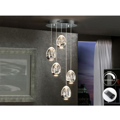 LAMPARA LED 5 LUCES ROCIO