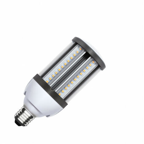 Lámpara LED Alumbrado Público Corn E27 18W IP64