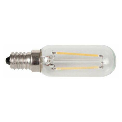 LAMPARA LED CAMPANA EXTR.E14 2W 2700K