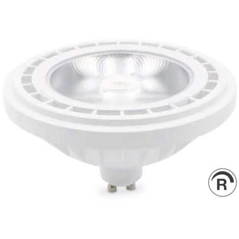 Lampara LED COB AR111 15W GU10 2700K regulable